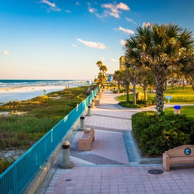 Daytona Beach space