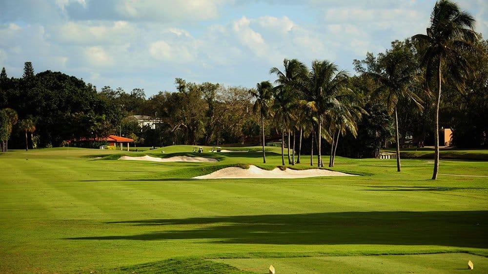 Biltmore Hotel Miami golf 02 Biltmore Hotel