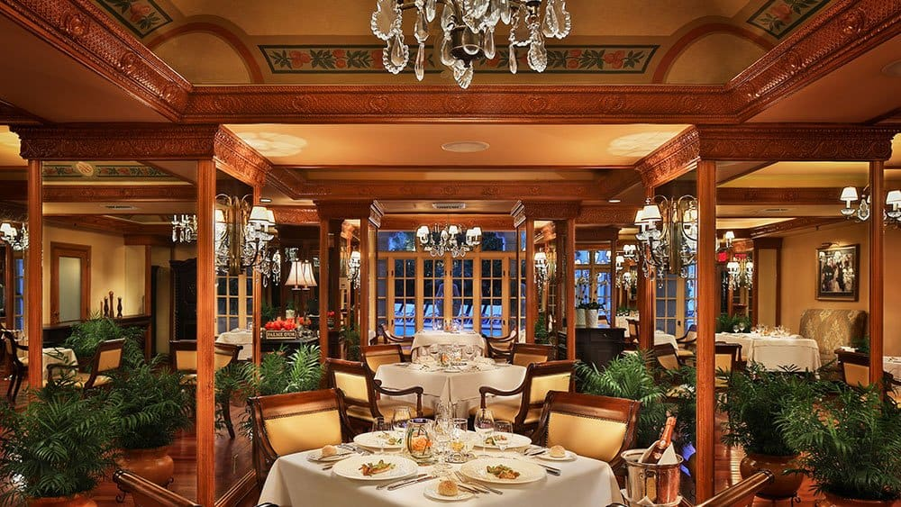Biltmore Hotel Miami restaurant 02 coral gables holidays