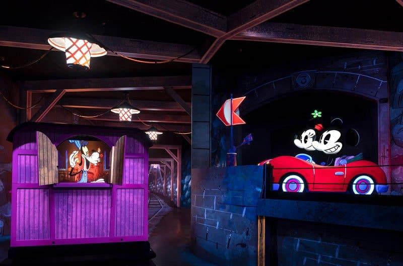 MMRR Tunnel Mickey