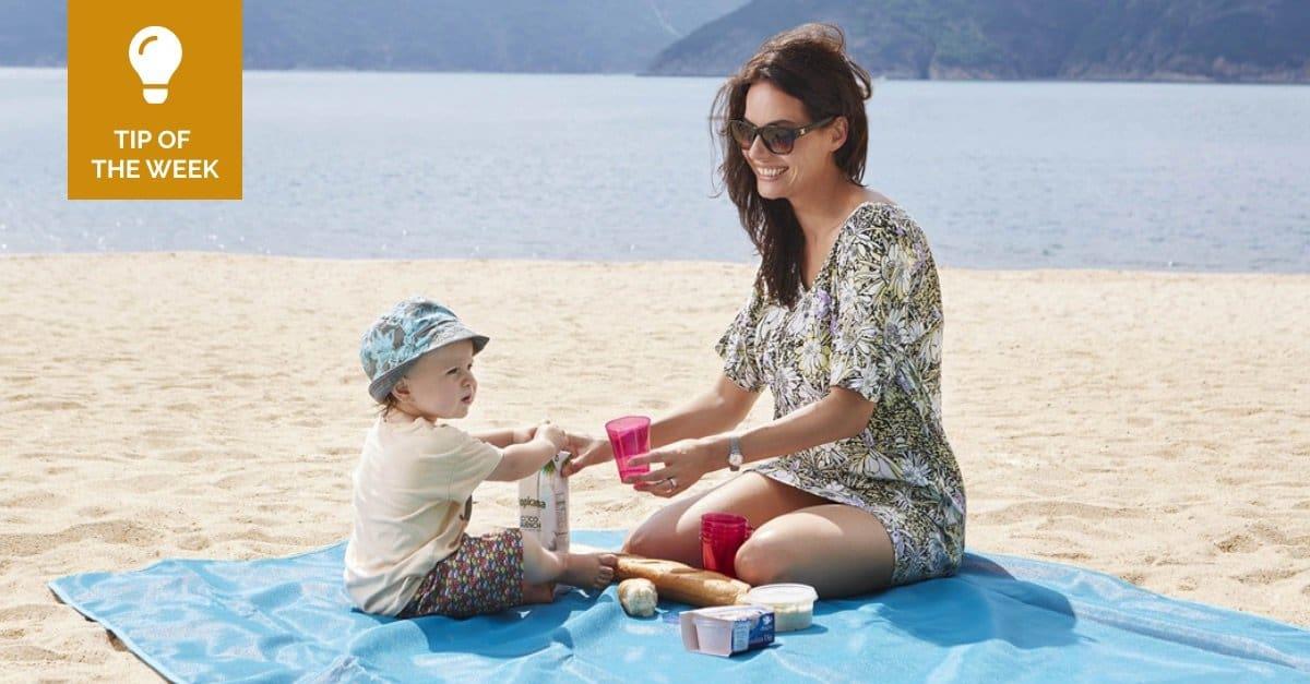 Beach mat Florida Newsletter