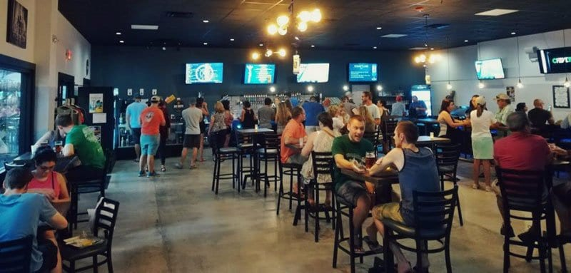 Due South Brewing craft breweries