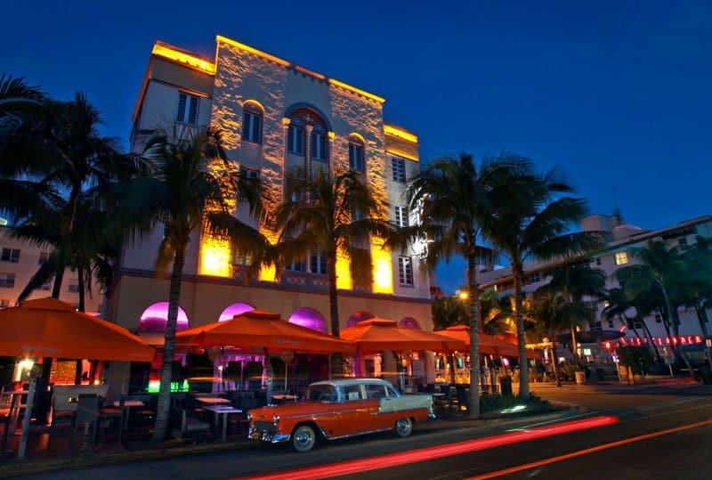 Art Deco Patrick Farrell Miami
