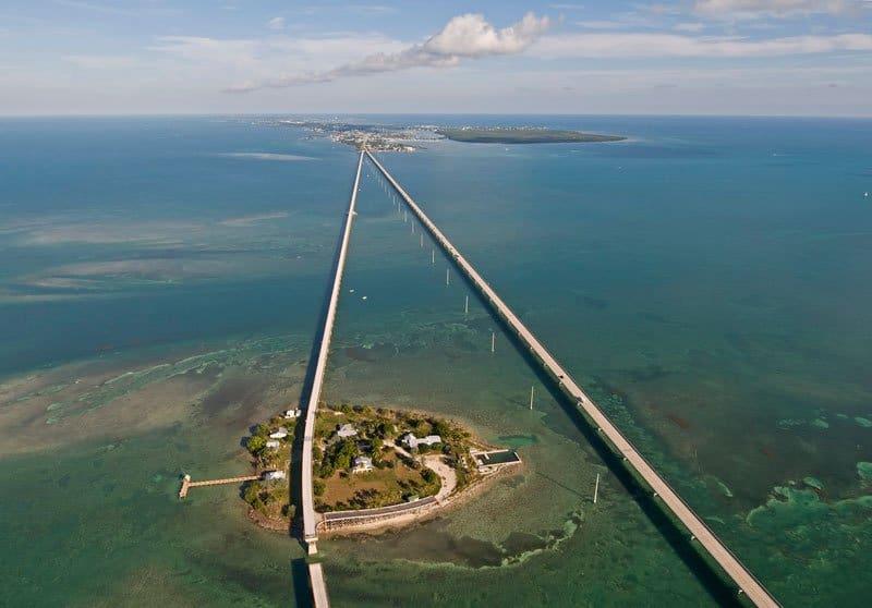 Keys Seven Mile Bridges Miami