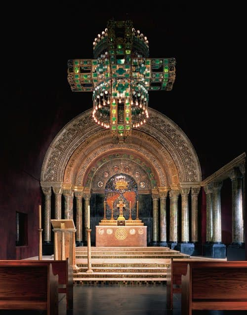 Mores Museum Tiffany Chapel enjoy florida