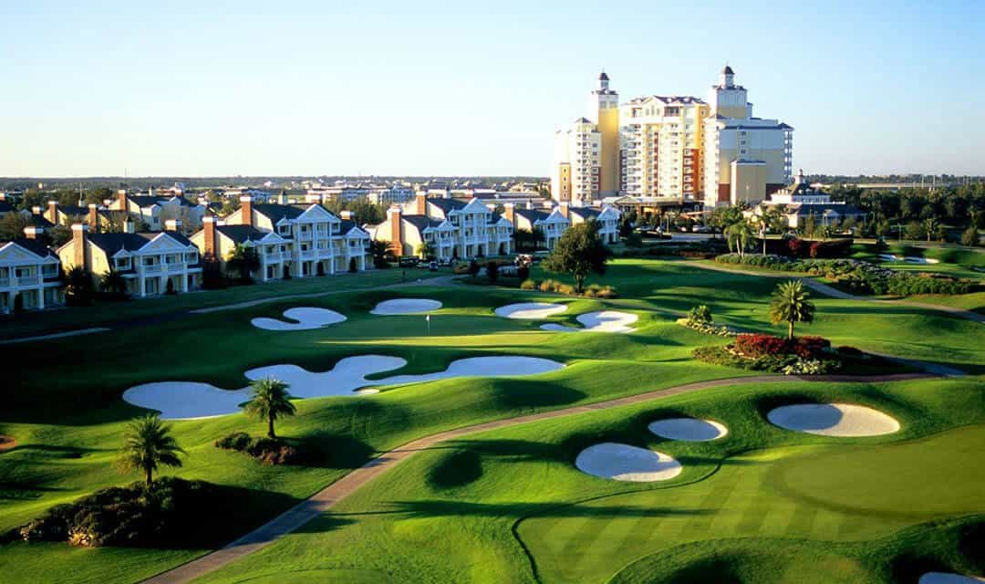 5* Orlando Golf Break