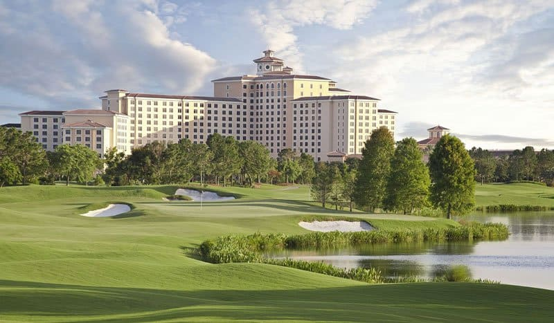 Shingle Creek Golf Club enjoy florida