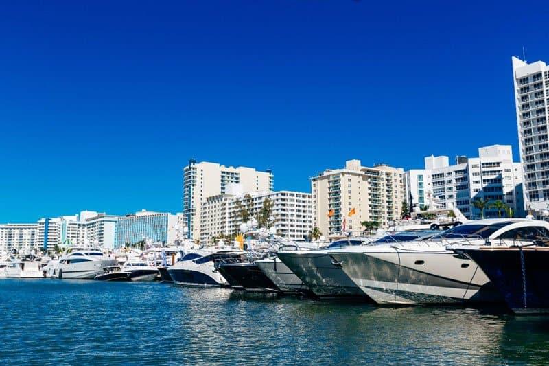 miami skyline Miami