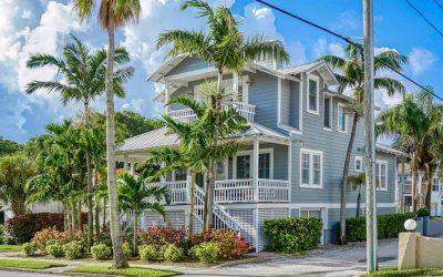Key West Style Beachtown Estate