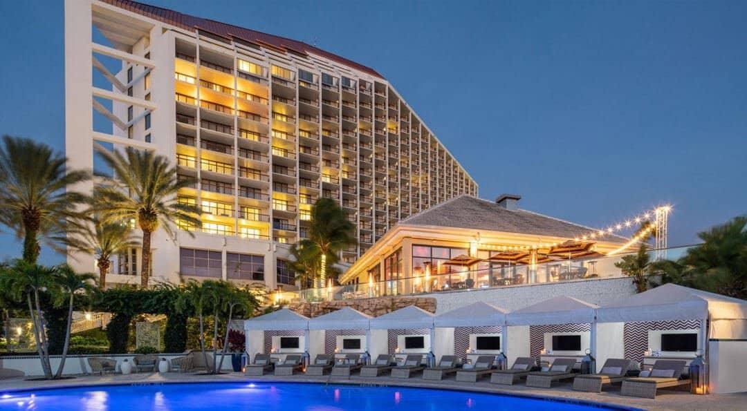 Naples Grand Beach Resort