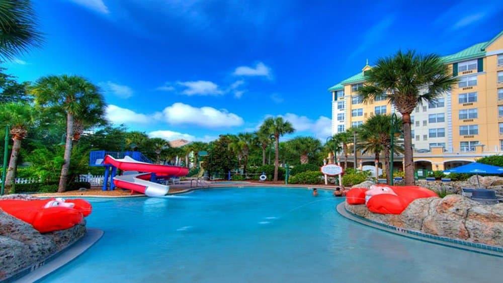 Calypso Cay Resort