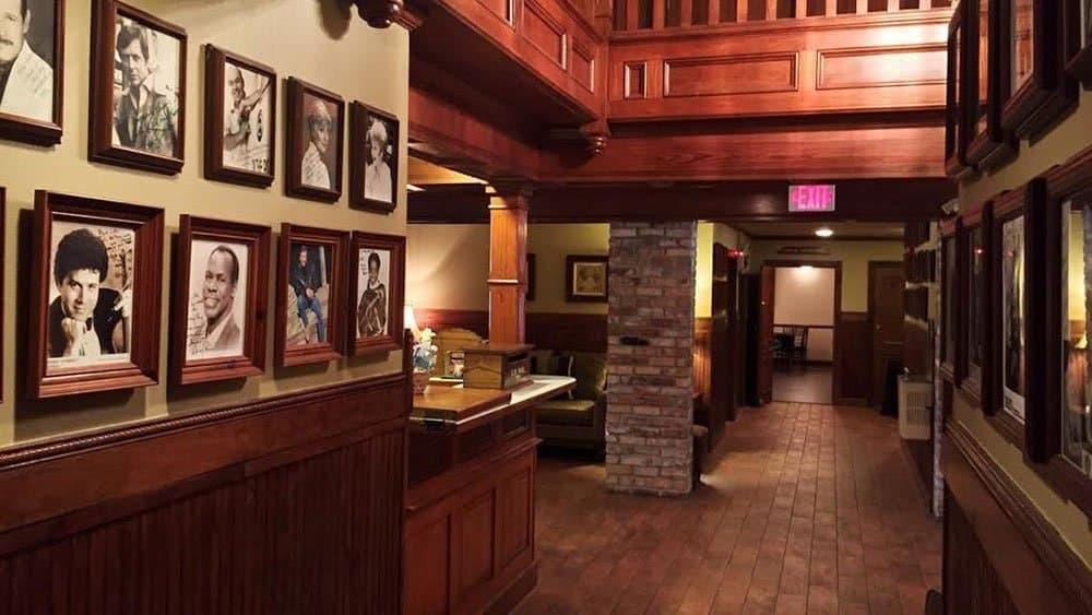 New World Inn lobby - Florida Panhandle Beaches