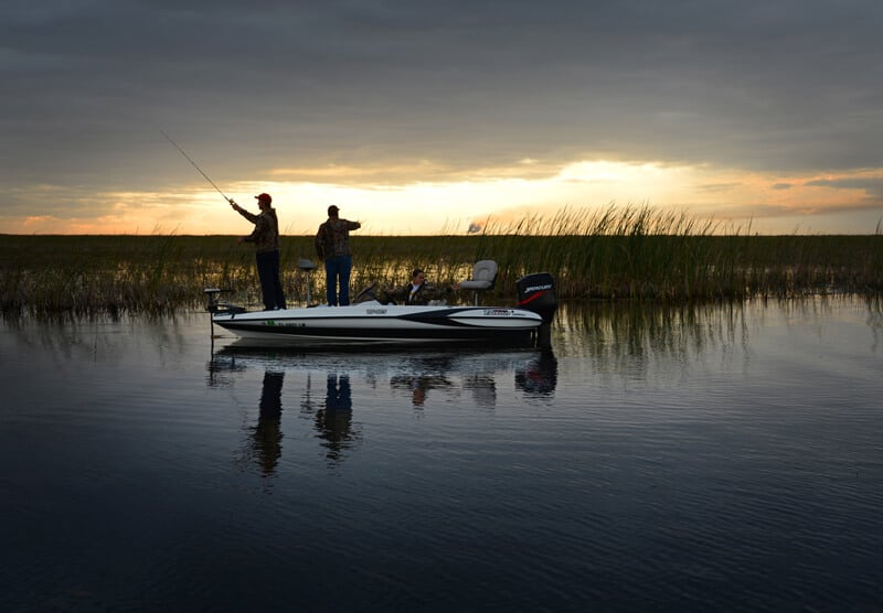 Bass Fishing Offbeat side of Florida