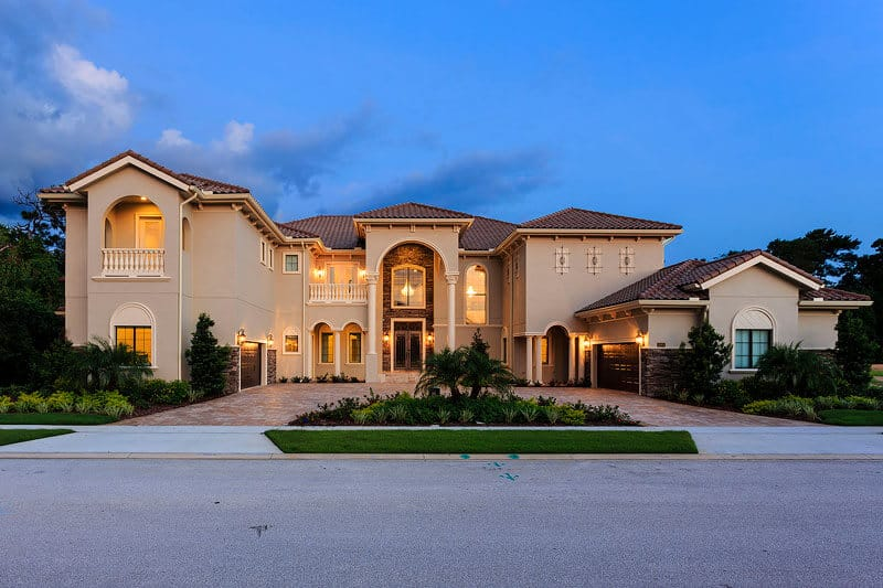 1185 Grand Traverse Twilight Florida Villa