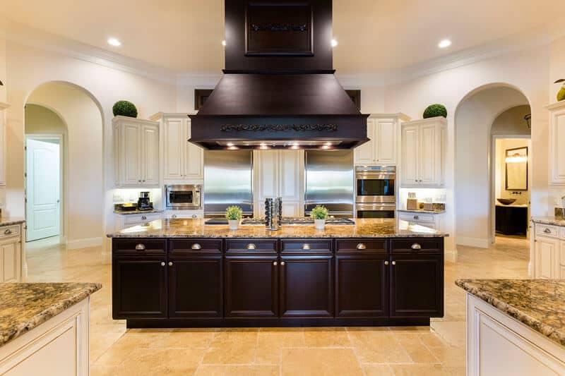 Kitchen 1 Florida Villa