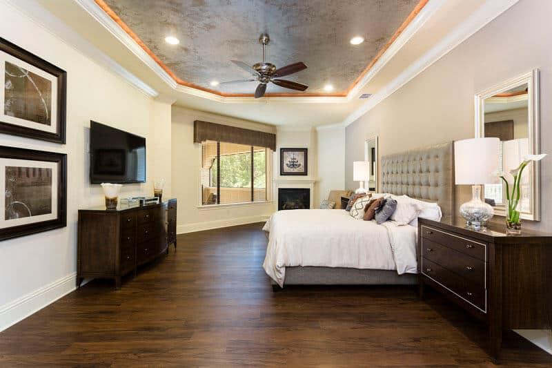 Master Bed 5 Florida Villa