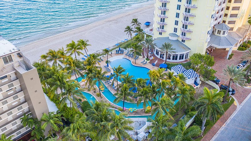 pelican grand beach resort in Fort Lauderdale