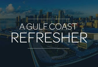 A Gulf Coast Refresher Collection