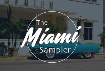 The Miami Sampler Collection
