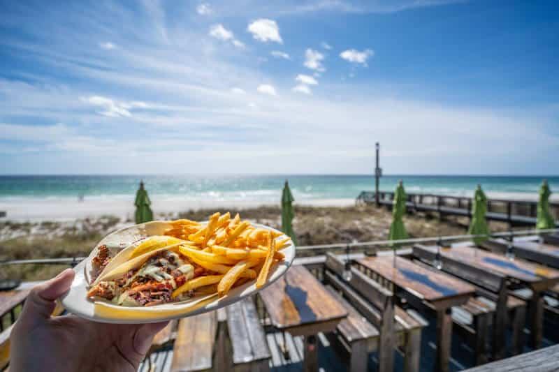 Panama City Beach Tacos Sunshine state