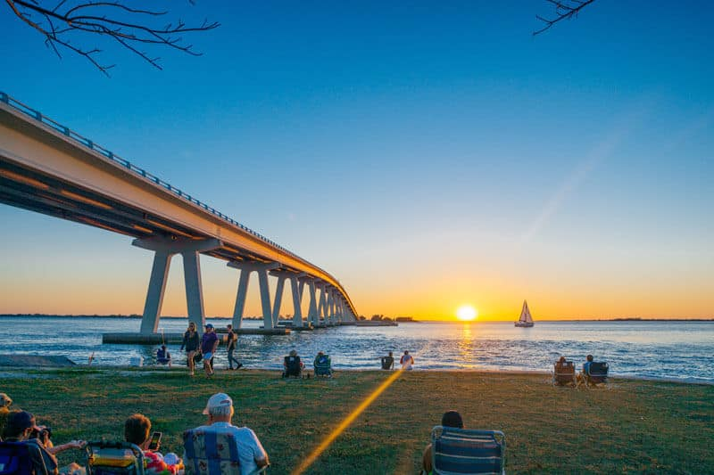 sanibel causeway bridge full rights Sunshine state