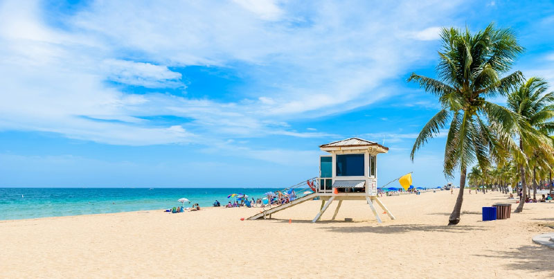 blue monday sand The Florida First Travel Company