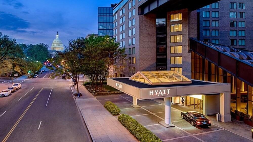 Hyatt Regency Washington on Capitol Hill 1 Hyatt Regency Washington