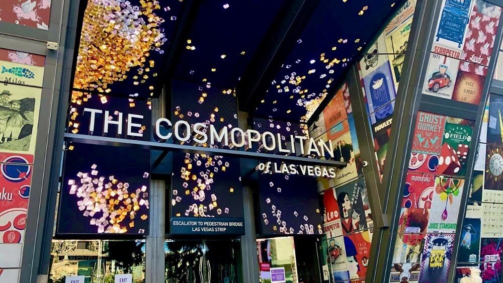 The Cosmopolitan Of Las Vegas 1 The Cosmopolitan of Las Vegas