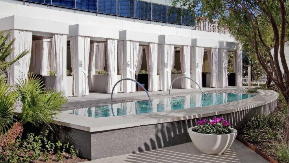 Vdara Hotel Spa at ARIA 3 Vdara Hotel