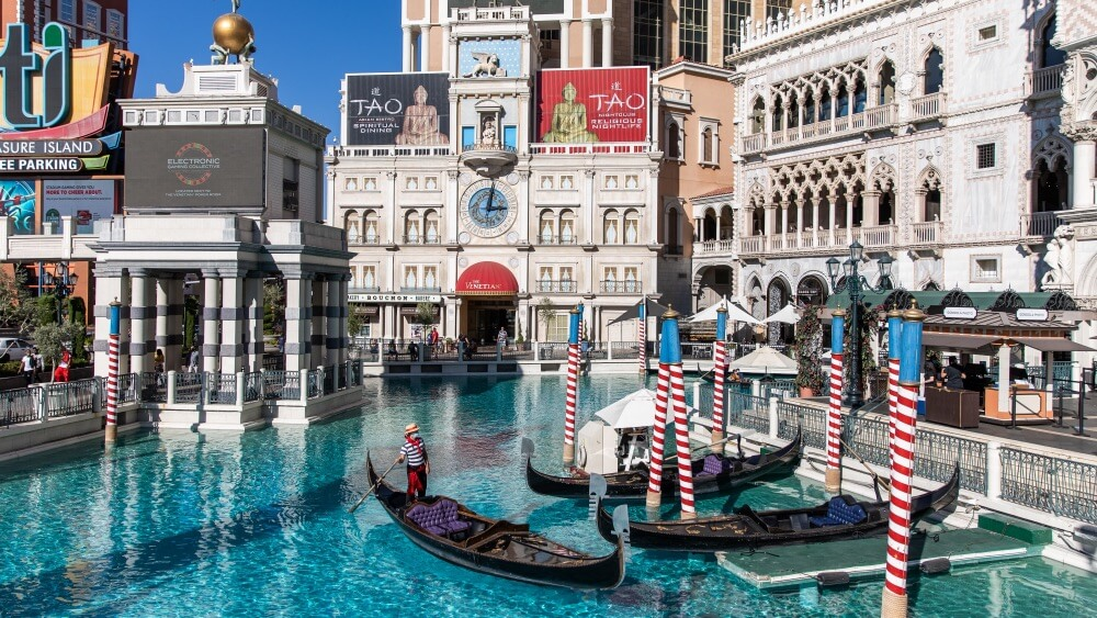 Venetian Resort Hotel Casino 3 The Venetian Resort